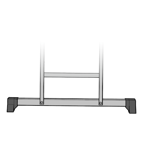 ersatzteil traverse f r allzweckleiter vielzweckleiter. Black Bedroom Furniture Sets. Home Design Ideas