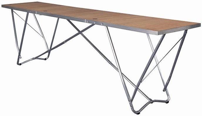 hymer tapeziertisch breite ca 0 80 m l nge ca 3 05 m ebay. Black Bedroom Furniture Sets. Home Design Ideas